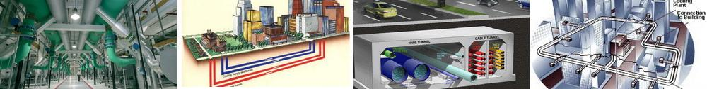 climatisation réseau urbain