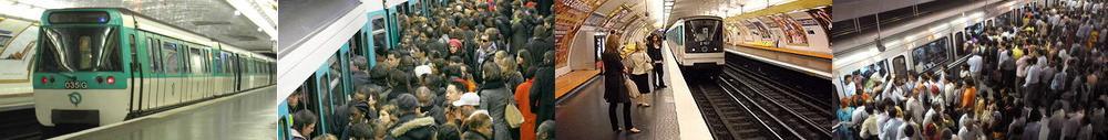 air conditionné métro