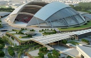 SINGAPORE sports center