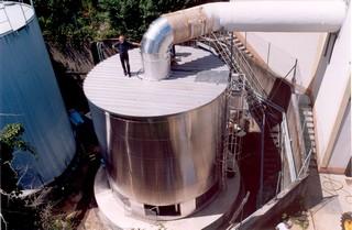 Ice Turboost pour turbines à gaz